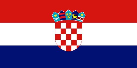 Flagge Cro