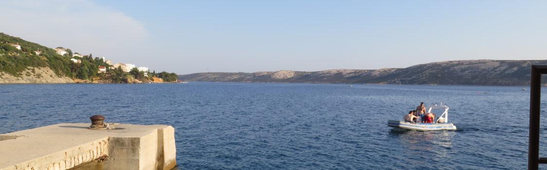 Bucht Stara Novalja